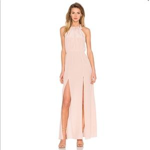 Stone Cold Fox Onyx Gown in Dusty Rose Size 1